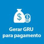 Gerar GRU para pagamento