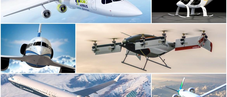 Aviação futuro